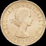 Souverain Elisabeth II